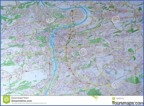 prague map and travel guide 121 Prague Map and Travel Guide
