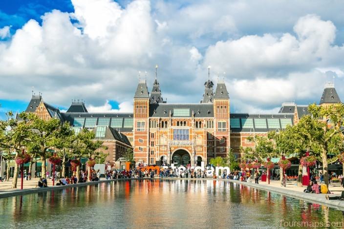 rijksmuseum 10 Top Tourist Attractions in Amsterdam
