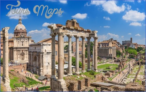 rome map tourist attractions 10 Rome Map Tourist Attractions