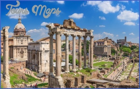 rome map tourist attractions 101 Rome Map Tourist Attractions