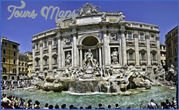 rome map tourist attractions 111 Rome Map Tourist Attractions
