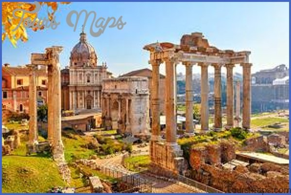 rome map tourist attractions 9 Rome Map Tourist Attractions