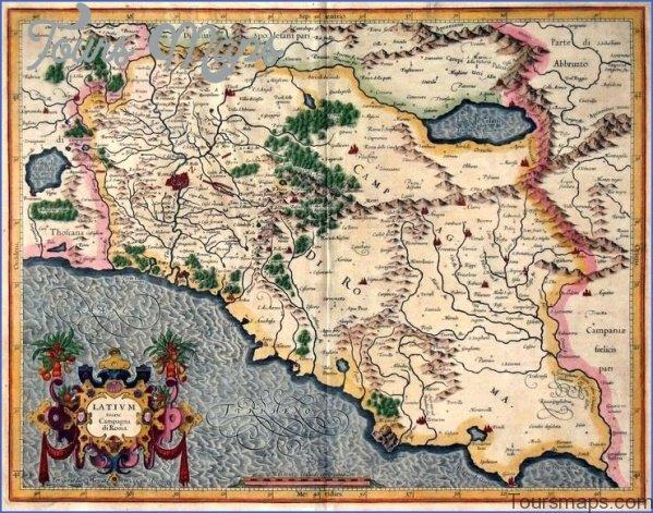rome vatican city map 15 Rome Vatican City Map