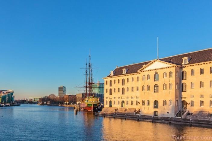scheepvaartmuseum 10 Top Tourist Attractions in Amsterdam