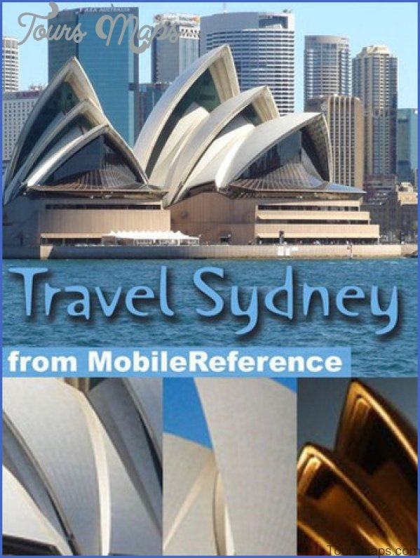 sydney map and travel guide 2 Sydney Map and Travel Guide