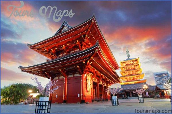 tokyo full day tour with meiji shrine asakusa temple and tokyo bay cruise 15 Tokyo Full Day Tour with Meiji Shrine Asakusa Temple and Tokyo Bay Cruise