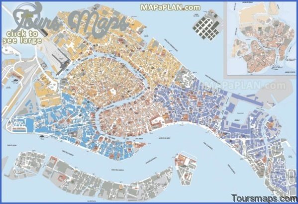venice grand canal map and travel guide 41 Venice Grand Canal Map and Travel Guide