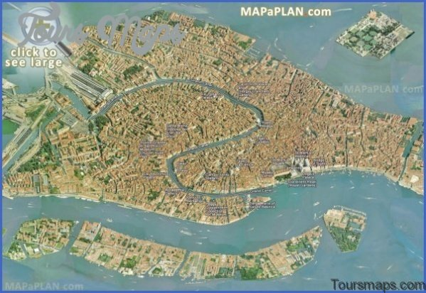 venice grand canal map and travel guide 71 Venice Grand Canal Map and Travel Guide