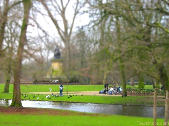 vondelpark 10 Top Tourist Attractions in Amsterdam