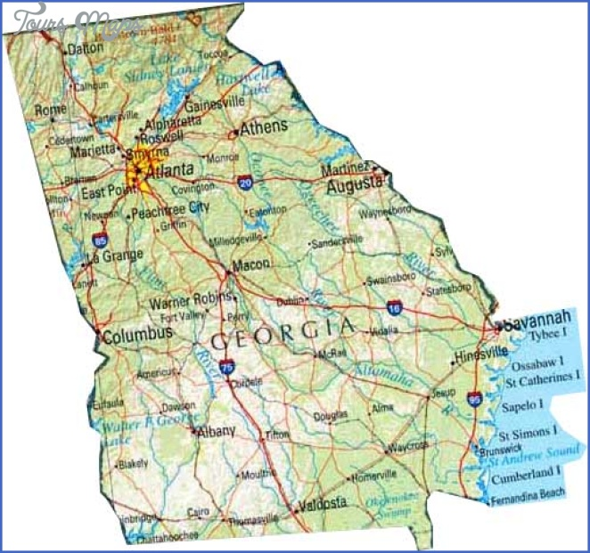 where is georgia georgia map location 1 Where Is Georgia? Georgia Map Location