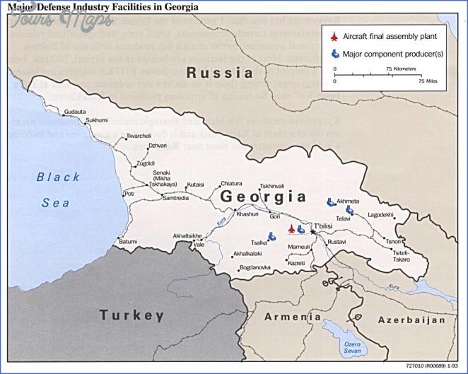 where is georgia georgia map location 6 Where Is Georgia? Georgia Map Location