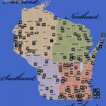 wisconsin travel map 5 150x150 Wisconsin Travel Map