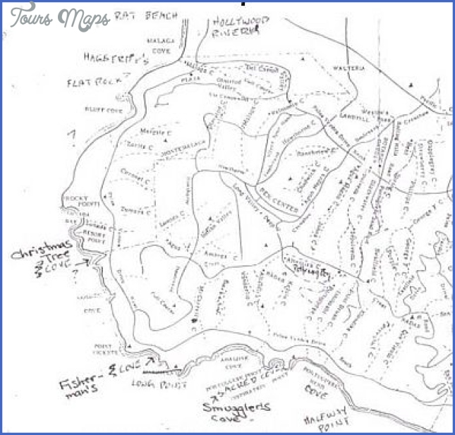 bluff cove to lunada bay map 2 Bluff Cove to Lunada Bay Map
