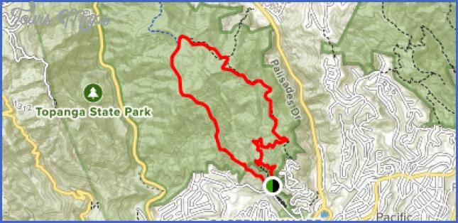 parker mesa overlook map 10 Parker Mesa Overlook Map