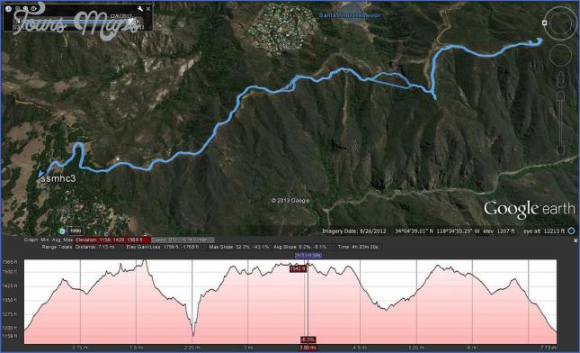 parker mesa overlook map 4 Parker Mesa Overlook Map