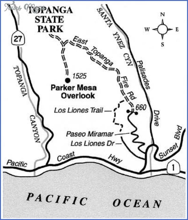 parker mesa overlook map 7 Parker Mesa Overlook Map