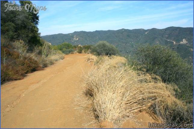 parker mesa overlook via east topanga fire road 7 Parker Mesa Overlook via East Topanga Fire Road