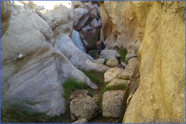 santa ynez waterfall trail trails los angeles county 2 Santa Ynez Waterfall Trail   Trails   Los Angeles County