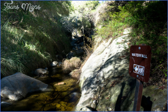 santa ynez waterfall trail trails los angeles county 3 Santa Ynez Waterfall Trail   Trails   Los Angeles County