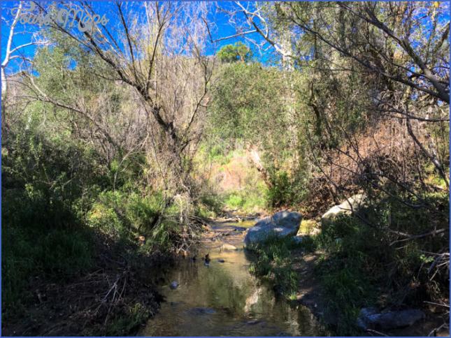 santa ynez waterfall trail trails los angeles county 7 Santa Ynez Waterfall Trail   Trails   Los Angeles County