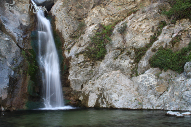 santa ynez waterfall trail trails los angeles county 8 Santa Ynez Waterfall Trail   Trails   Los Angeles County