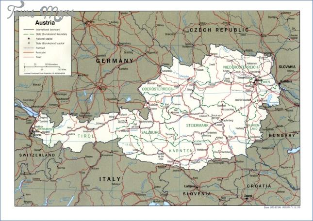 where is austria austria map austria map download free 3 Where is Austria?| Austria Map | Austria Map Download Free