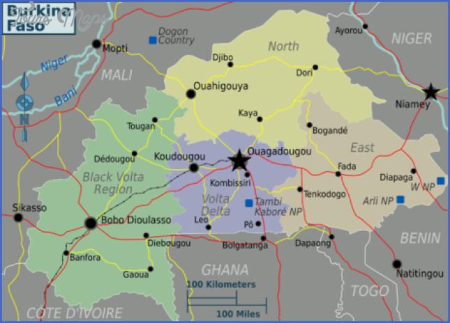 where is burkina faso burkina faso map burkina faso map download free 1 Where is Burkina Faso?| Burkina Faso Map | Burkina Faso Map Download Free