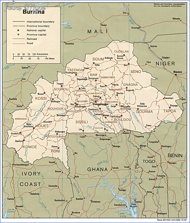 where is burkina faso burkina faso map burkina faso map download free 9 Where is Burkina Faso?| Burkina Faso Map | Burkina Faso Map Download Free