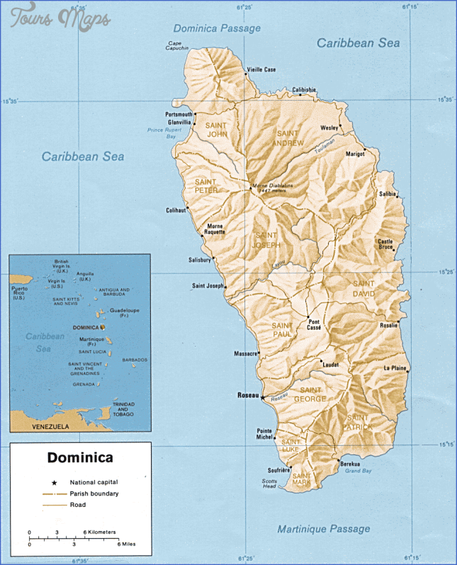 where is dominica dominica map dominica map download free 5 Where is Dominica?| Dominica Map | Dominica Map Download Free