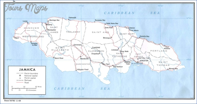 Where is Jamaica?| Jamaica Map | Jamaica Map Download Free ...