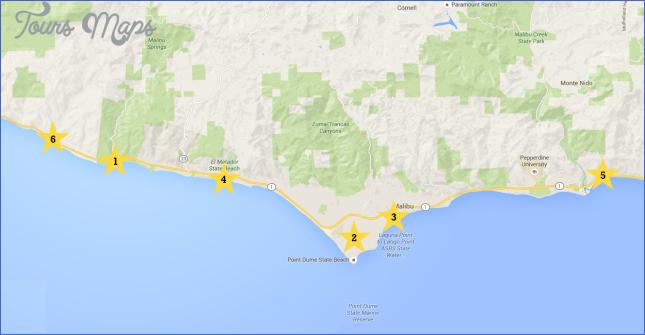 where is malibu malibu map location 3 Where is Malibu ? Malibu Map Location