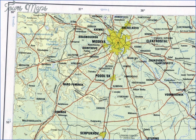 where is moscow russia moscow russia map moscow russia map download free 6 Where is Moscow Russia?| Moscow Russia Map | Moscow Russia Map Download Free