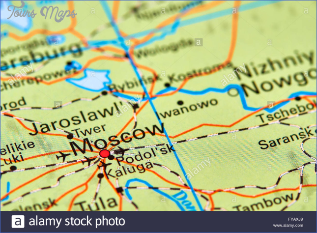 Where is Moscow Russia?| Moscow Russia Map | Moscow Russia Map ...