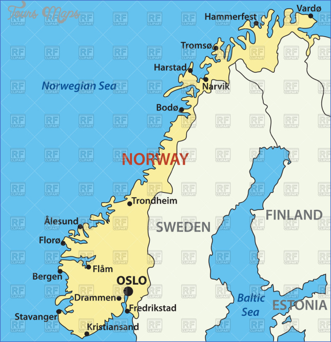 where is norway norway map norway map download free 4 Where is Norway?| Norway Map | Norway Map Download Free