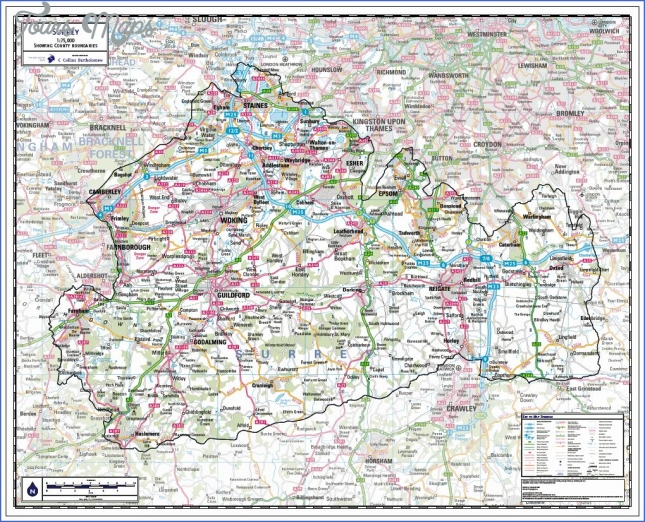 where is surrey map of surrey travel to surrey 9 Where Is Surrey? | Map Of Surrey | Travel to Surrey