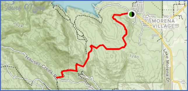 hummingbird creek trail map 3 Hummingbird Creek Trail Map