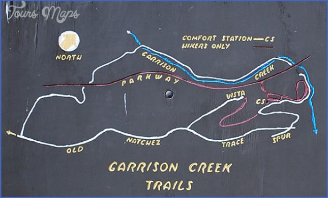hummingbird creek trail map 6 Hummingbird Creek Trail Map