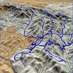 map of cheeseboro canyon to shepherds flat 1 150x150 Map Of Cheeseboro Canyon To Shepherds Flat