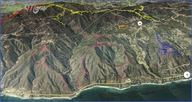 map3dleocarrillofromsouth Nicholas Flat Map
