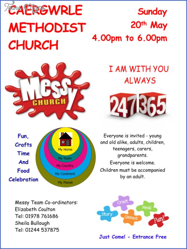 messy church usa 2 Messy Church USA
