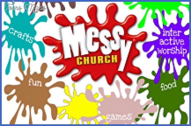 messy church usa 3 Messy Church USA