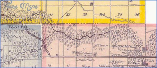 old stagecoach trail map 3 Old Stagecoach Trail Map