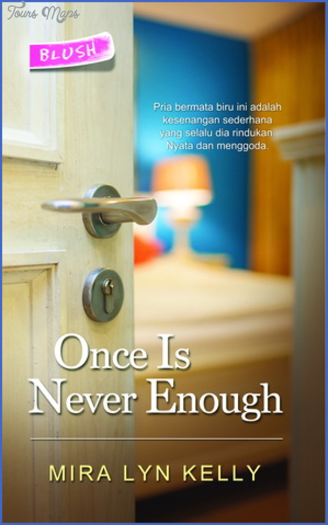 once is never enough  0 ONCE IS NEVER ENOUGH