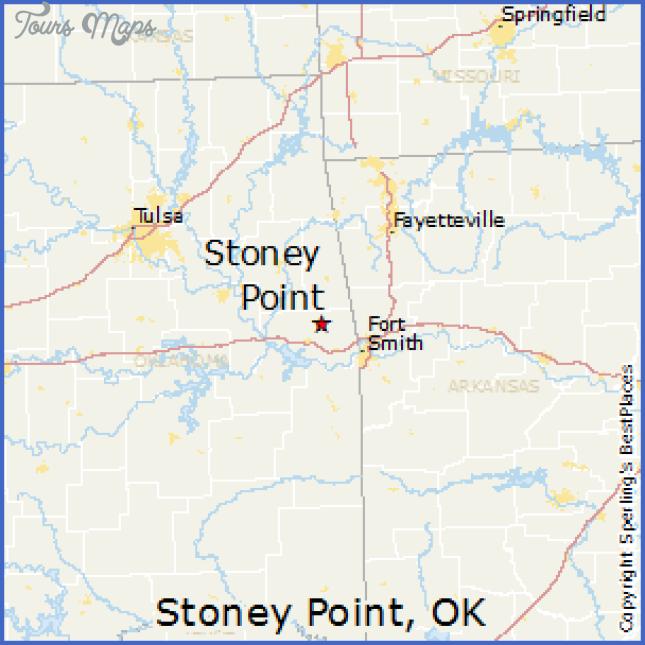 stoney point map 1 Stoney Point Map