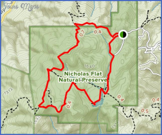 trail us california nicholas flat via decker school road at map 18870199 1533946841 300x250 1 Nicholas Flat Map