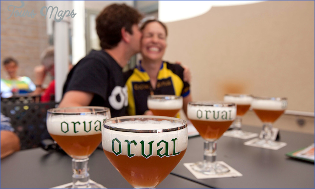 drink orval vert at the monastery one of the worlds most revered beers  7 Drink Orval Vert At The Monastery One Of The Worlds Most Revered Beers