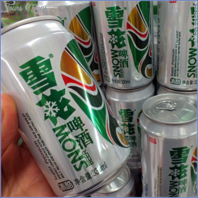 drink snow in china have you drunk the worlds best selling beer 2 Drink Snow In China Have You Drunk The Worlds Best Selling Beer?