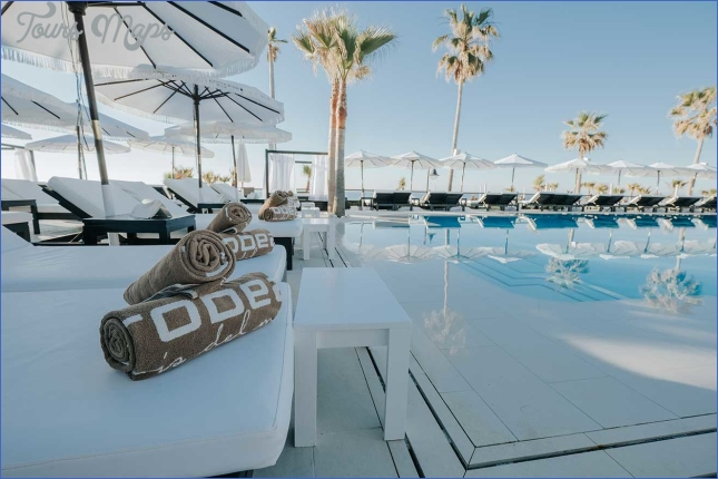 purobeach marbella beach club spain 6 Purobeach Marbella Beach Club SPAIN
