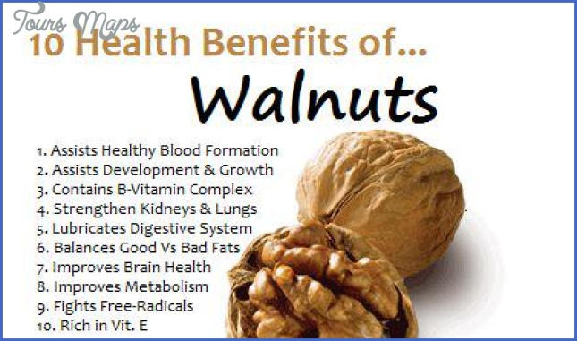 the health benefits of walnuts 3 The Health Benefits Of Walnuts