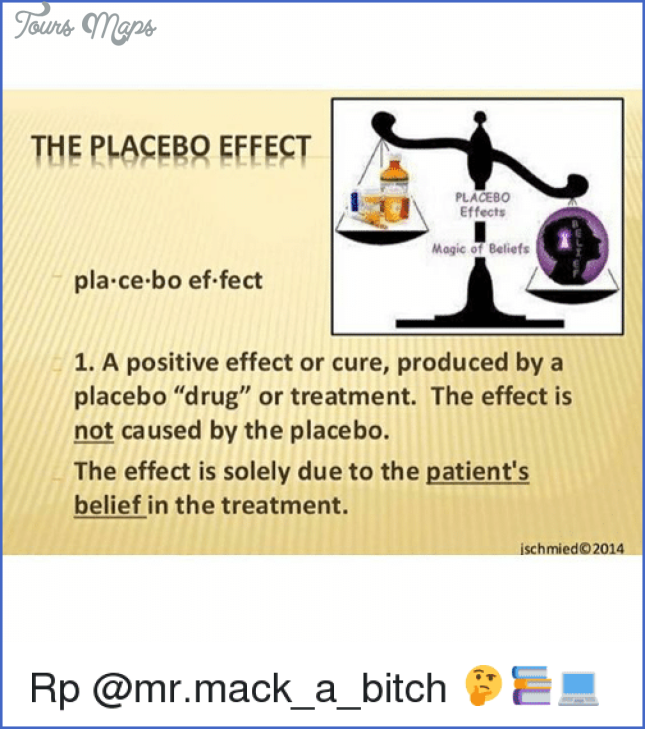 the placebo effect  2 The Placebo Effect